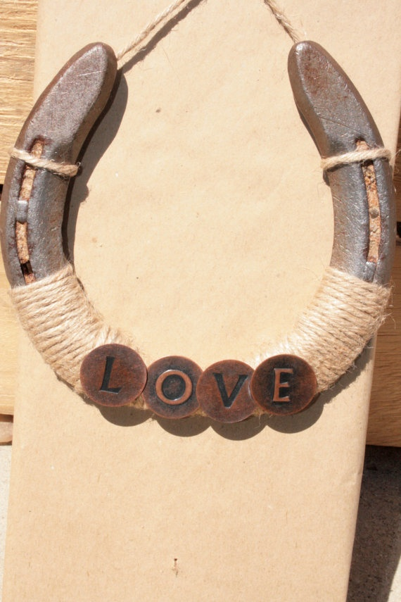 things made with horseshoes - photo #31