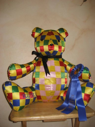 HappyHorseHealthyPlanet_RibbonTeddy bear