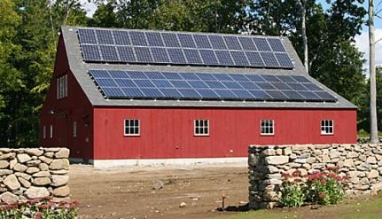 solar for horse farm