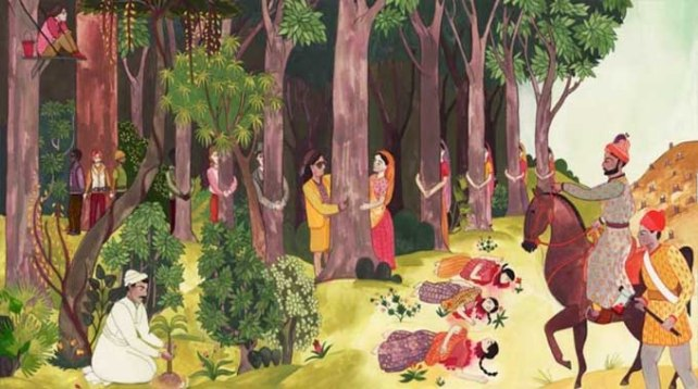 Amrita-devi-saving-trees